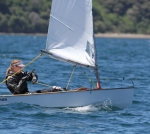 Geo pumping to get going downwind