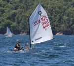 Ben sailed a consistently good regatta to place 3rd. He only missed out on second by 1 point!