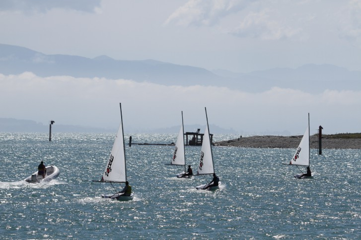 Learn to Sail Course at Nelson Yacht Club