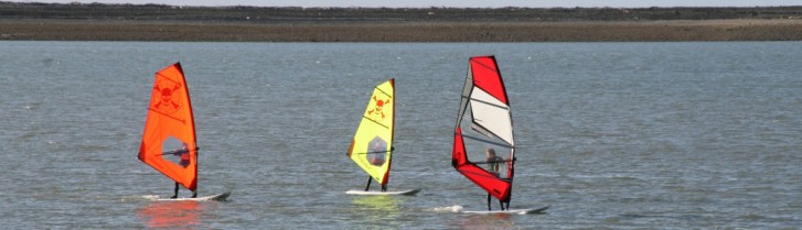beginner windsurfing lessons