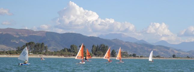 Sailing courses from Nelson Yacht Club