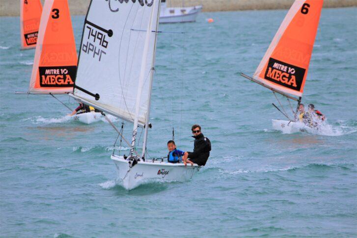 Go for a blast across the bay with an experienced sailor!